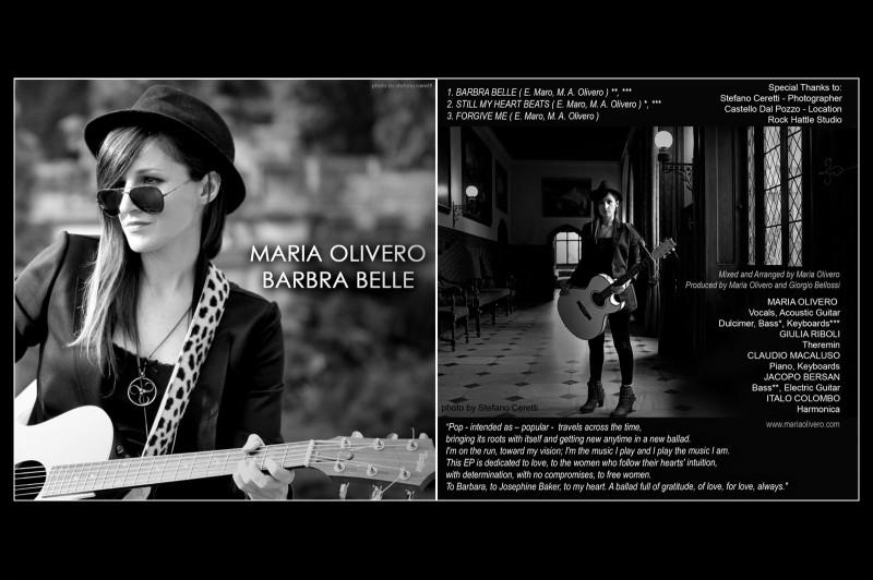 Oggi vi racconto: BARBRA BELLE