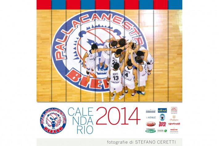 OGGI VI RACCONTO: IL CALENDARIO 2014 DI PALLACANESTRO BIELLA