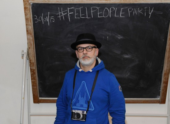 #FEELPEOPLEPARTY A BIELLA. FIRMATO STEFANO CERETTI.
