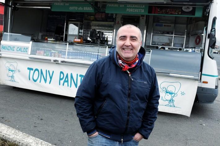 TONY FILONI. UN SINDACO RE DELLA NOTTE.