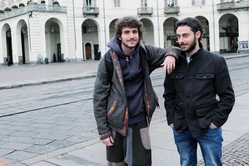 TRACKLIST THE SERIES. TOMASO E LUCA SI RACCONTANO.